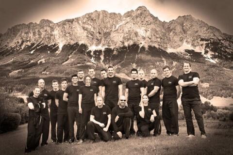Camp 2015 Retro