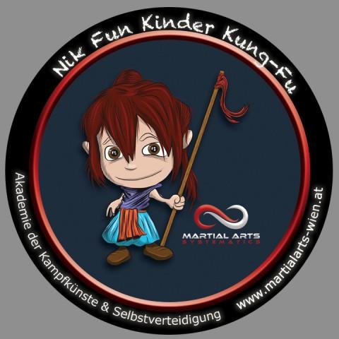 Nik Fun Kinder Kung-Fu
