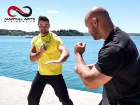 Martial Arts Clip1
